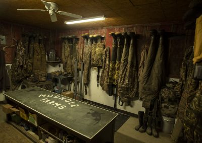 Mudhole Farms Duck Club Hunting Lodge Kansas 28
